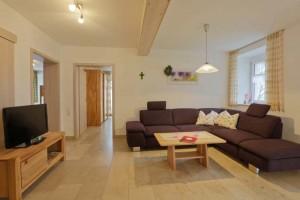 Ferienhaus Wimbauer - Wohnung 1 - Wohnzimmer