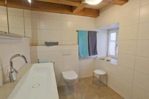 Ferienhaus Wimbauer - Wohnung 2 - Badezimmer mit Dusche