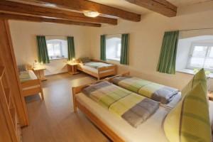 Ferienhaus Wimbauer - Wohnung 2 - Kinderzimmer