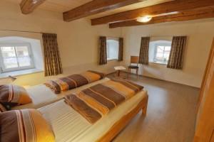 Ferienhaus Wimbauer - Wohnung 2 - Schlafzimmer